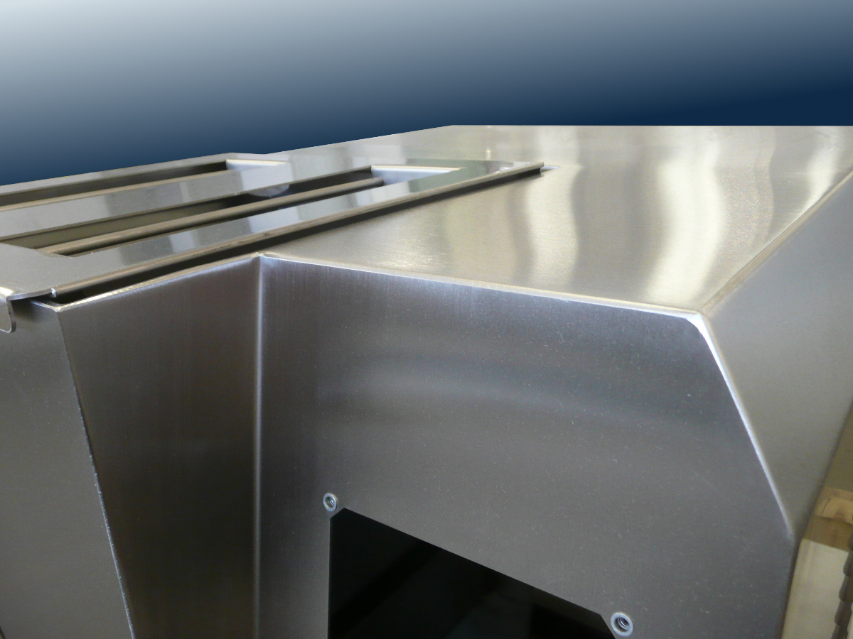 Sheet metal processing - Merkur srl